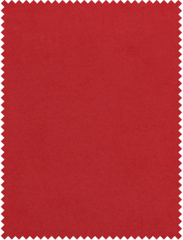Micro Suede Red Melon