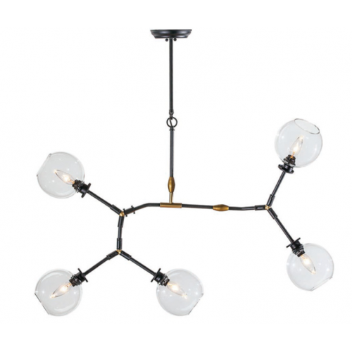 Atom 5 pendant