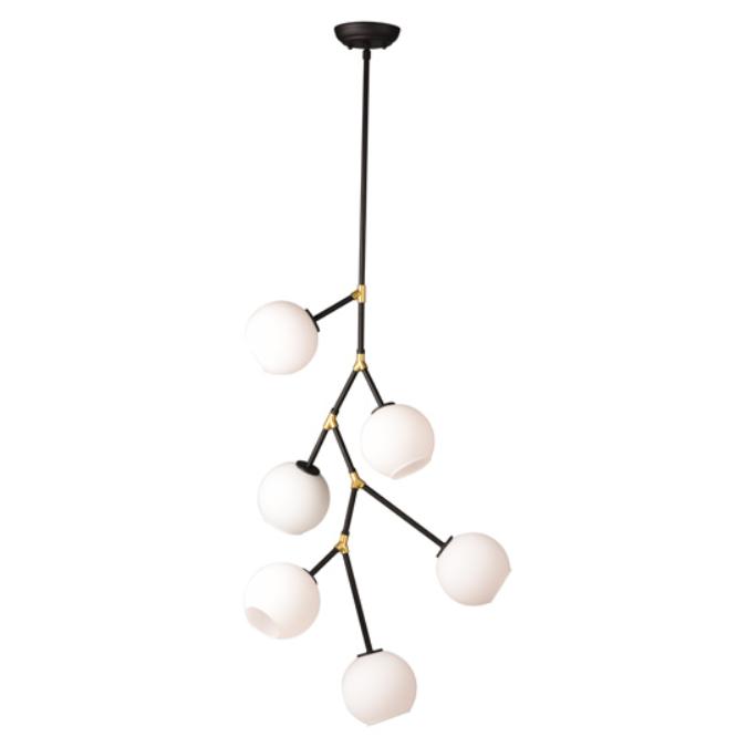 Atom 6 pendant