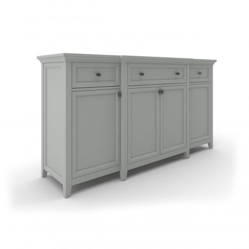 Hampton Sideboard, 71w, Breakfront