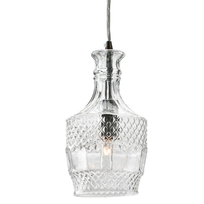 Grappa pendant lamp