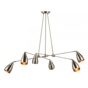 Lanister 6 pendant lamp