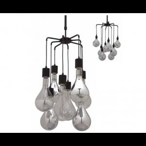 Ocelot E26 and E39 pendant lamp