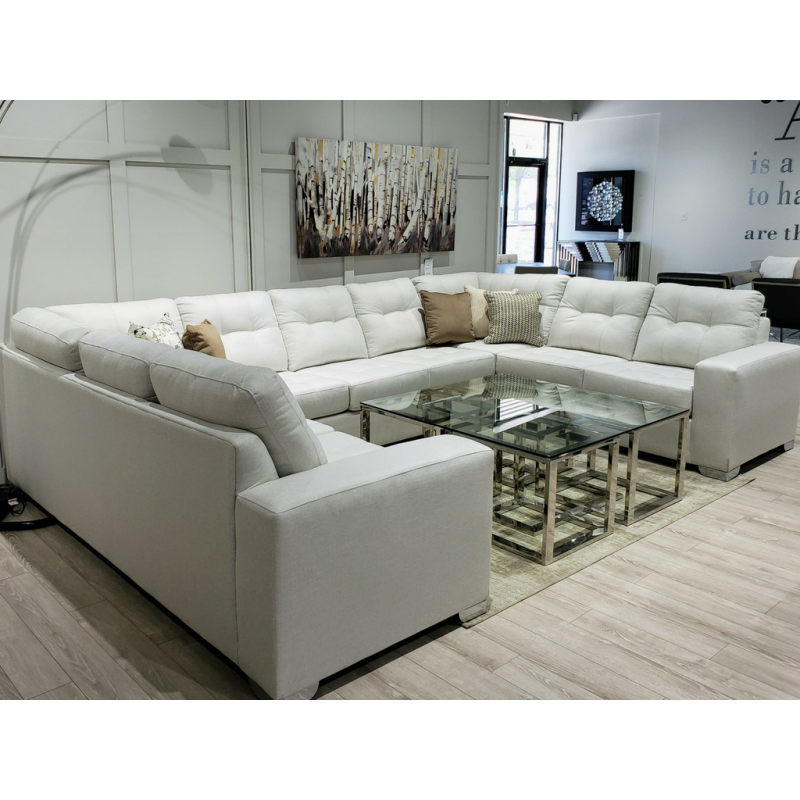 SOHO 2 SECTIONAL
