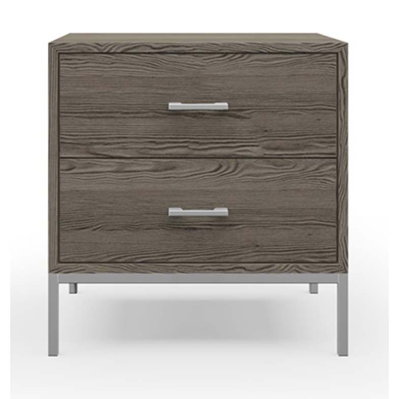 DOWNSVIEW NIGHTSTAND BN 23""