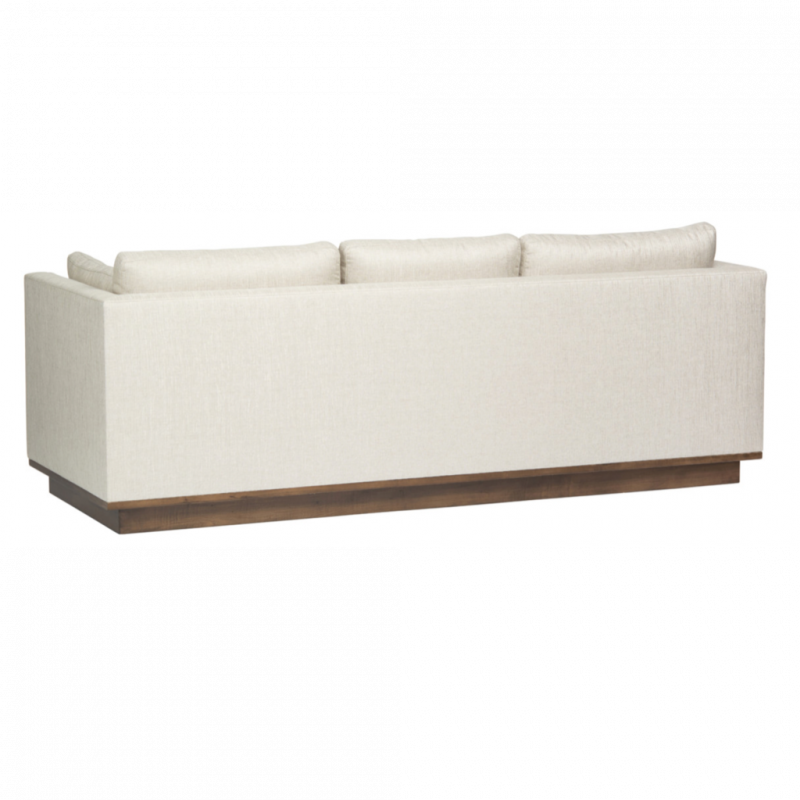 Sloane Sofa at Iconic Living furniture store in oakville