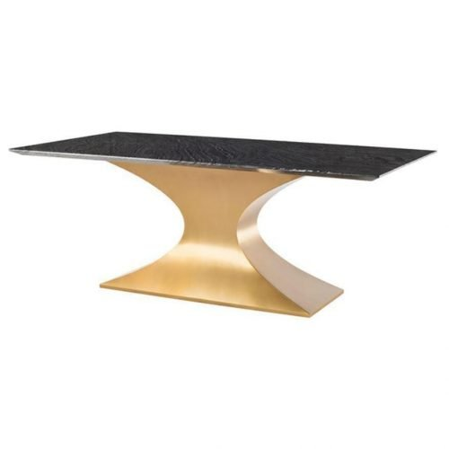 PRAETORIAN MARBLE DINING TABLE