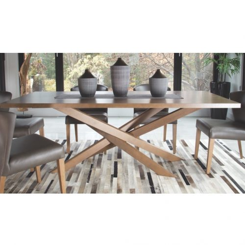 BOWERY DINING TABLE AT ICONIC LIVING FURNITURE STORE IN OAKVILLE