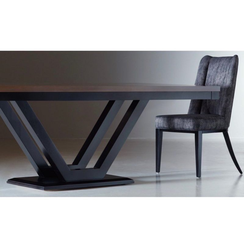 CLARA DINING TABLE AT ICONIC LIVING FURNITURE STORE IN OAKVILLE